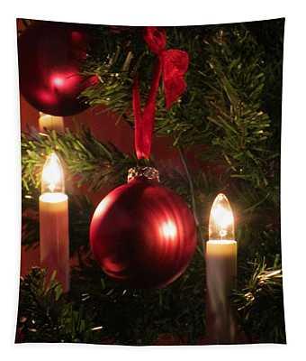 Christmas Spirit Tapestry