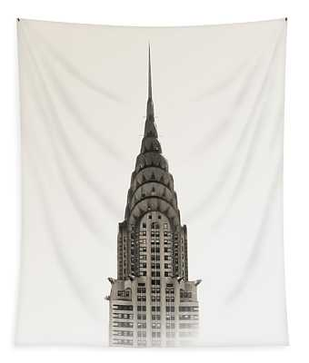 Chrysler Building - Nyc Tapestry