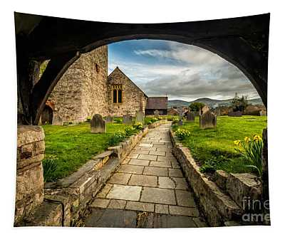 Church Entrance Tapestry