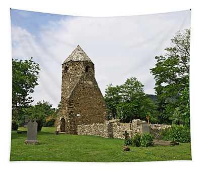 Church Of Avasi Rehely Tapestry