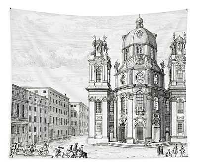 Church Of Notre Dame, Salzburg Tapestry