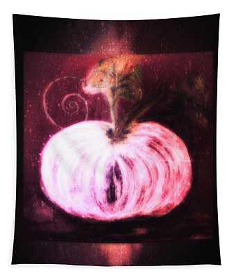Cinderella's Pumpkin  Tapestry