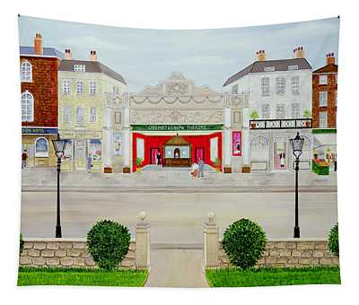 Cinematograph Theatre Tapestry