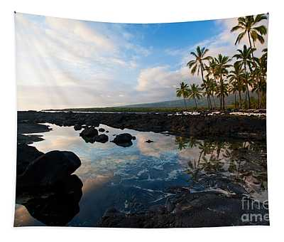 City Of Refuge Beach Tapestry