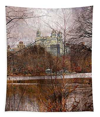 City View II Tapestry