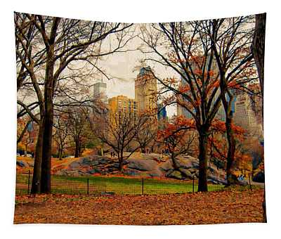 New York Series 03 Tapestry