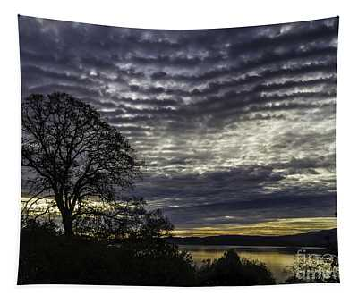 Clearlake Sunrise Tapestry