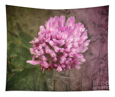 Clover And Grass Tapestry