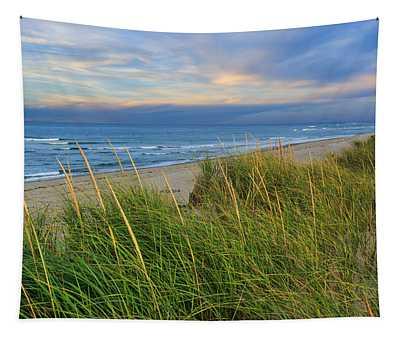 Coast Guard Beach Cape Cod Tapestry