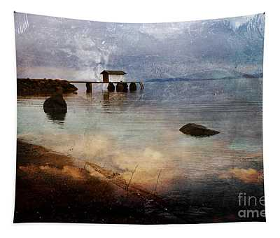 Coastal Path Tapestry