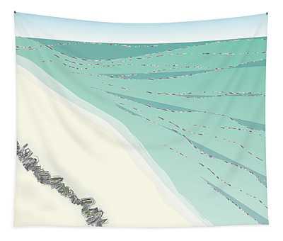 Coastal Wash Tapestry