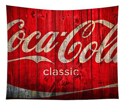 Coca Wall Tapestries