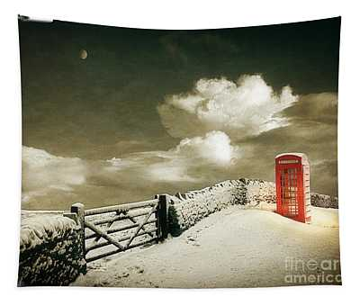 Cold Call Tapestry