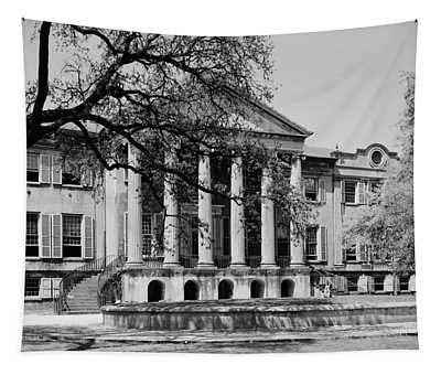 College Of Charleston Main Building 1940 Tapestry