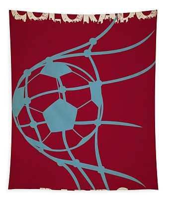 Colorado Rapids Goal Tapestry