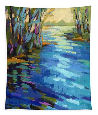 Colors Of Summer 9 Tapestry