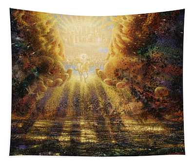 Come Lord Come Tapestry