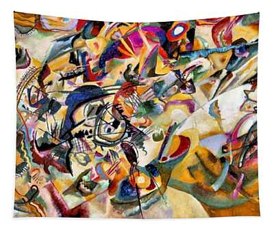 Composition Vii  Tapestry