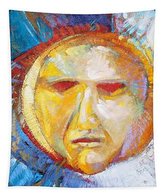 Contemplating The Sun Tapestry