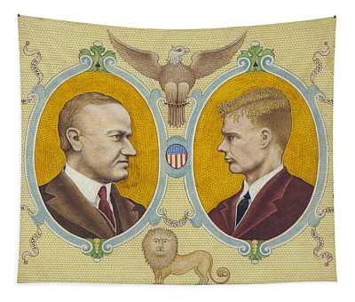 Coolidge Drawings Wall Tapestries