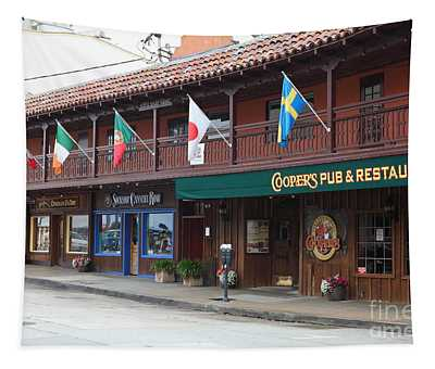 Coopers Pub And Restaurant On Monterey Cannery Row California 5d24774 Tapestry