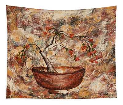 Copper Bowl Tapestry