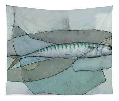 Cornish Mackerel Tapestry