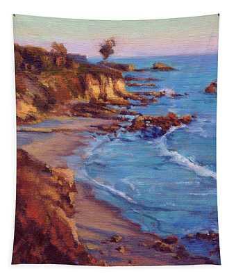 Corona Del Mar Tapestry