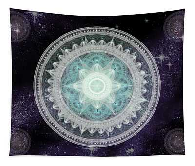 Cosmic Medallions Water Tapestry