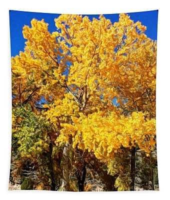 Cottonwood Autumn Tapestry