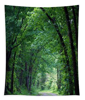 Country Lane Tapestry