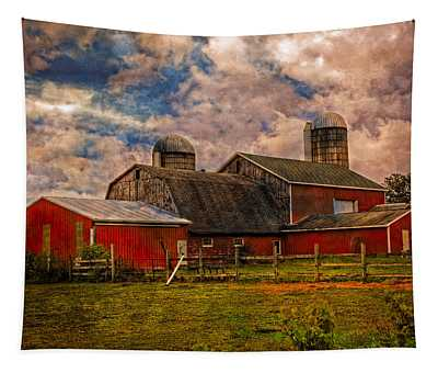 Countryside Tapestry