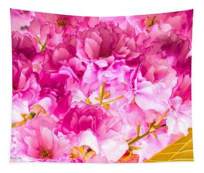 Crabapple Impressions 2 Tapestry