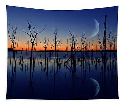 The Crescent Moon Tapestry