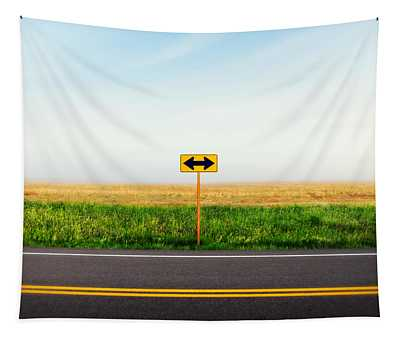 Crossroads Tapestry
