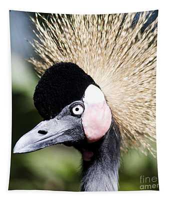Crowned Heron 2 Tapestry