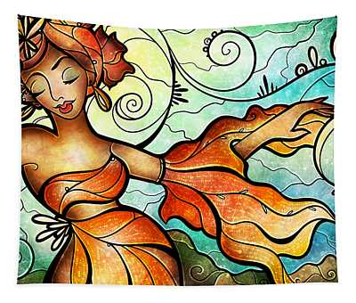 Cubana Tapestry