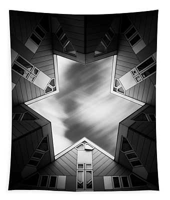 Cubic Star Tapestry