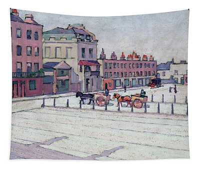 Cumberland Market North Side Tapestry