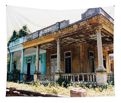 Curbside Appeal Tapestry