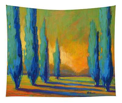 Cypress Road 5 Tapestry