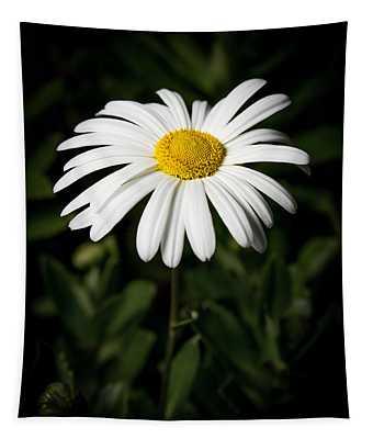Daisy In The Garden Tapestry