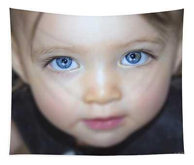 Dakota's Eyes Tapestry