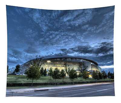 Dallas Cowboys Stadium Tapestry
