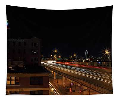 Dallas West End  Tapestry