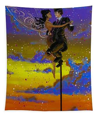 Dance Enchanted Tapestry