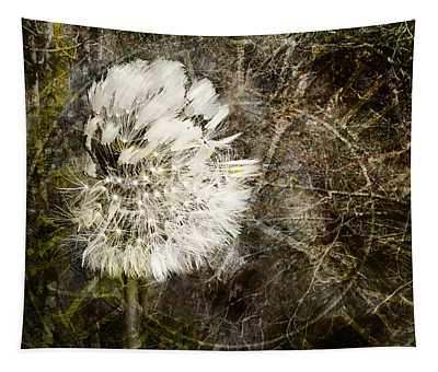 Dandelions Don't Care About The Time Tapestry
