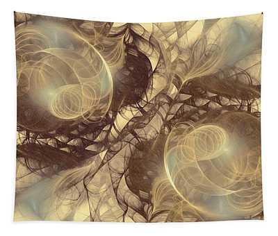 Danse Macabre Tapestry