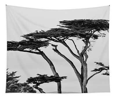 Dark Cypress Tapestry