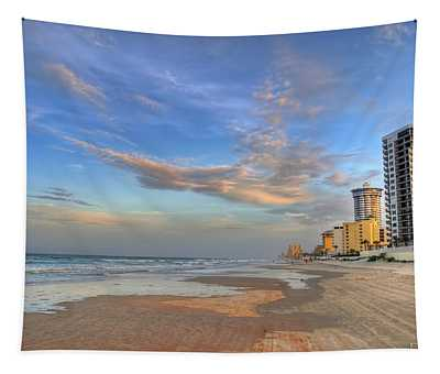 Daytona Beach Shores Tapestry